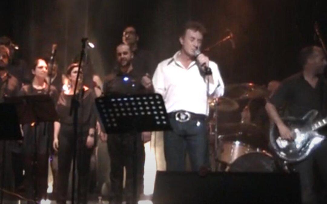 Elvisavuelo Gospel Band kontzertua
