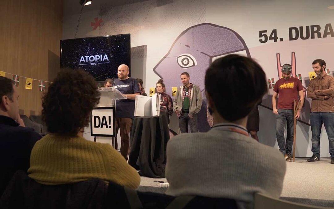 DAPA 11 | Atopia
