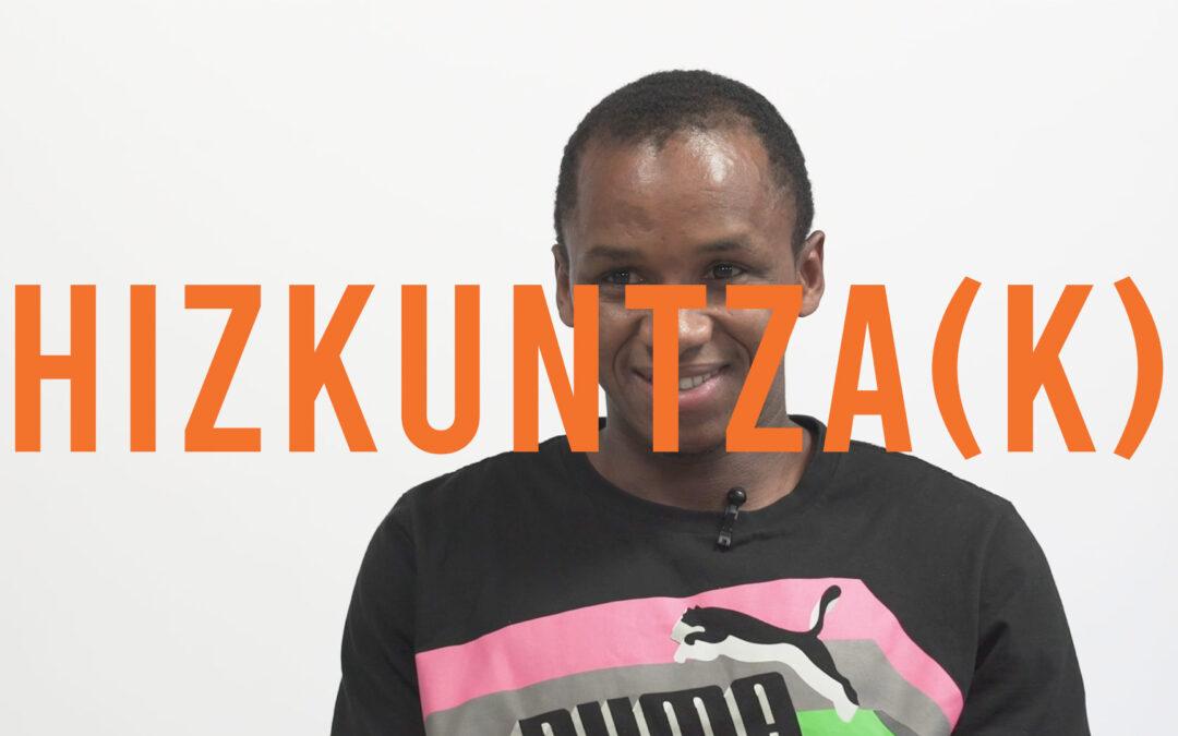 Gure Mintzak | Hizkuntzak · Mamadou (Japon)