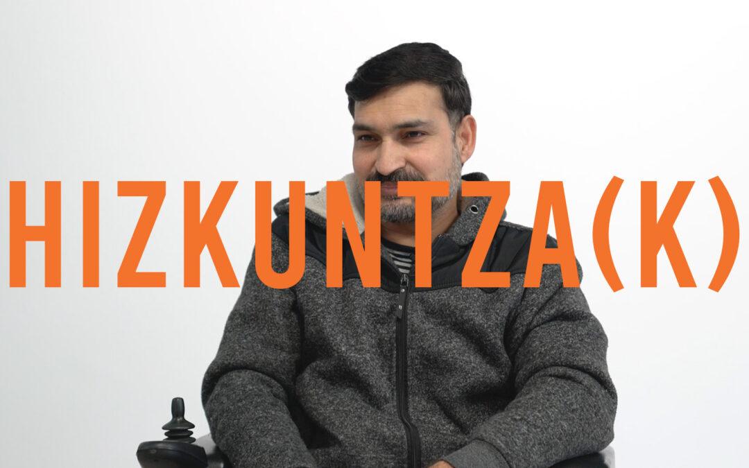 Gure Mintzak | Hizkuntzak · Nisar (Pakistan)