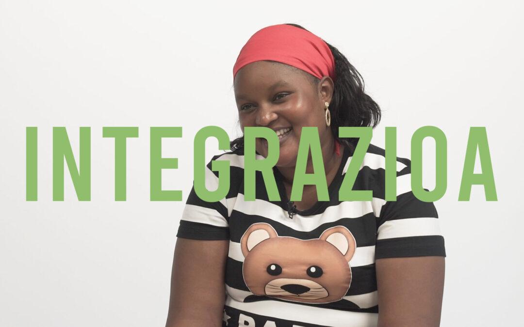 Gure Mintzak | Integrazioa · Lala (Senegal)