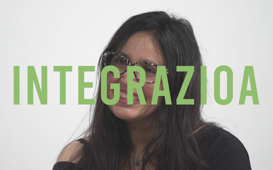 Gure Mintzak | Integrazioa · Nadia (Argelia)