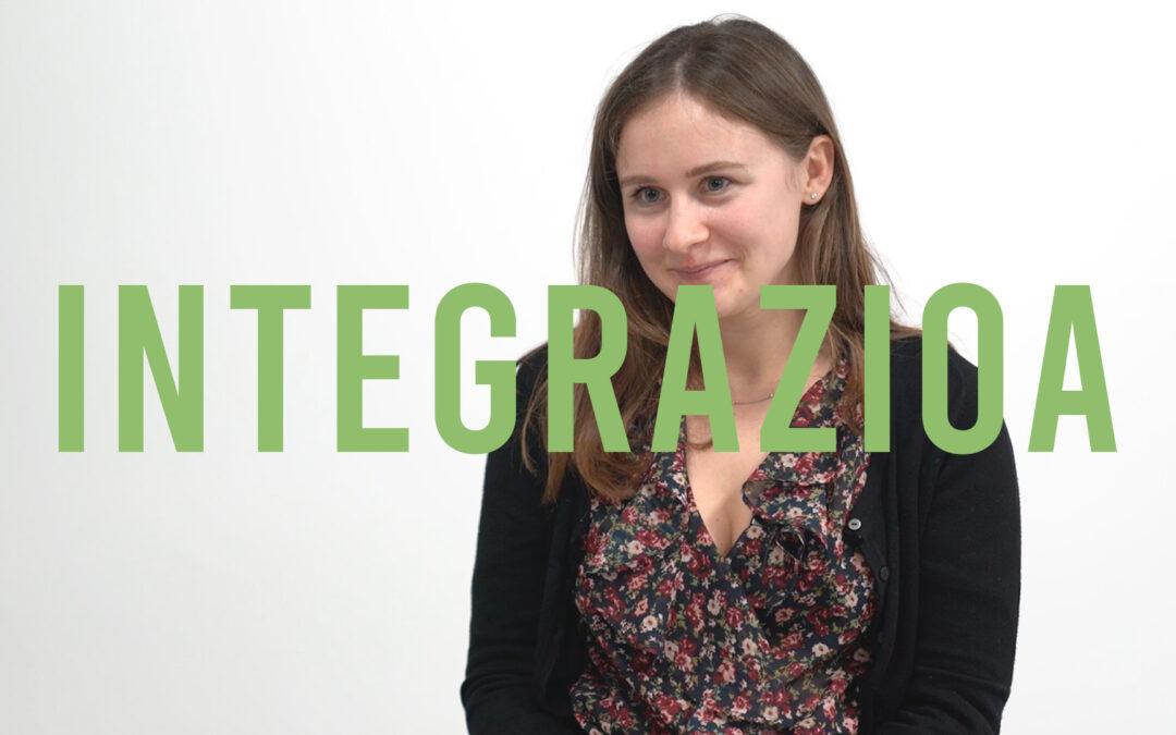 Gure Mintzak   Integrazioa · Alena (Bielorrusia)
