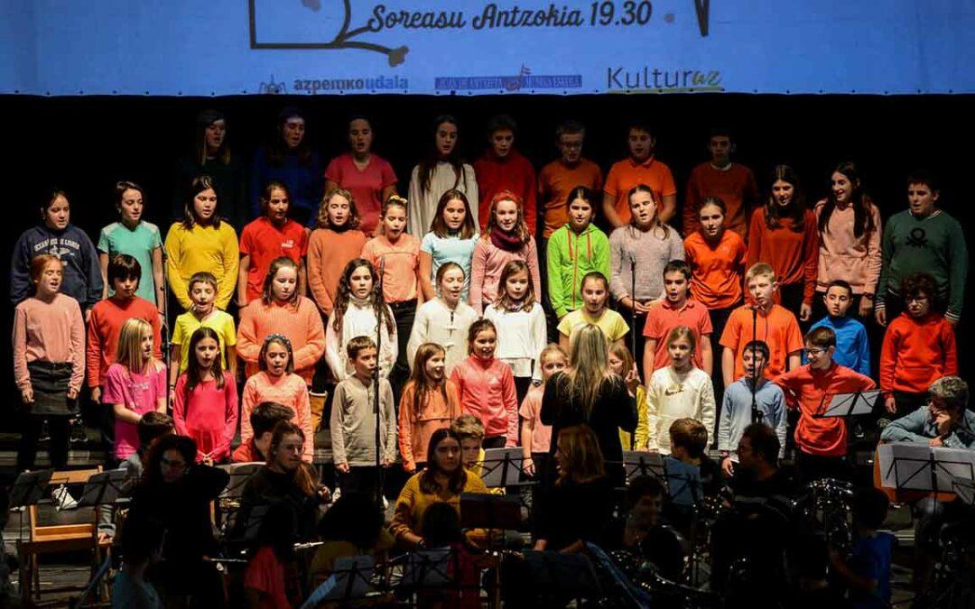 Santa Zezili (Juan de Antxieta Musika Eskola)