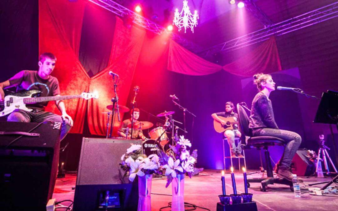 Nirvana, unplugged in Azpeitia