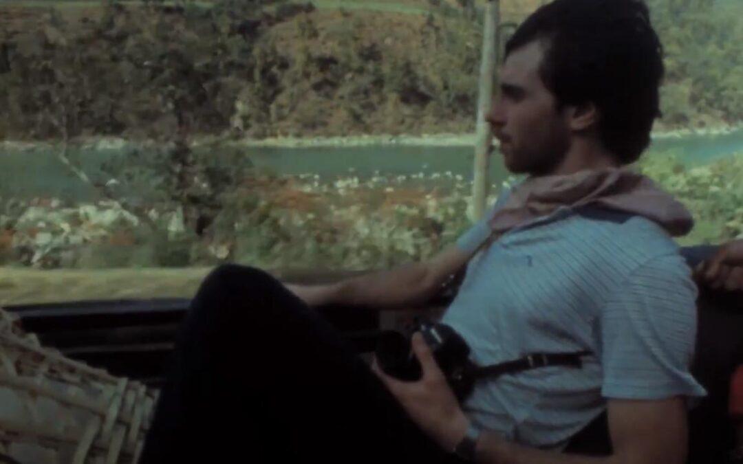 """Annapurna II 1986"" trailerra"