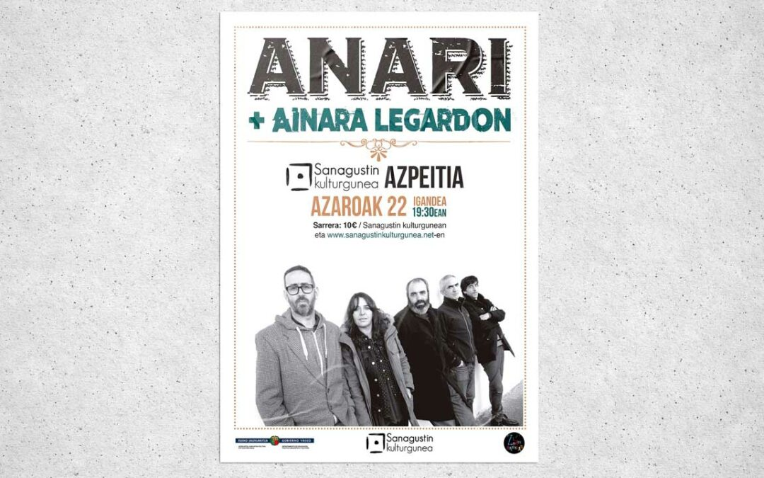 Anari | Ainara Legardon