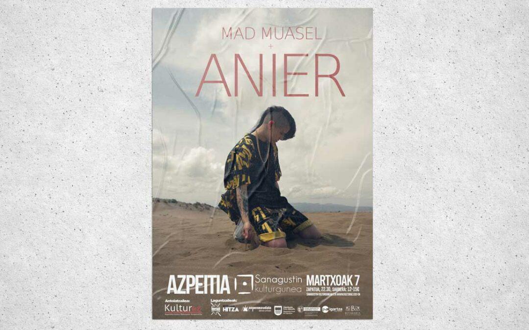 Anier | Mad Muasel