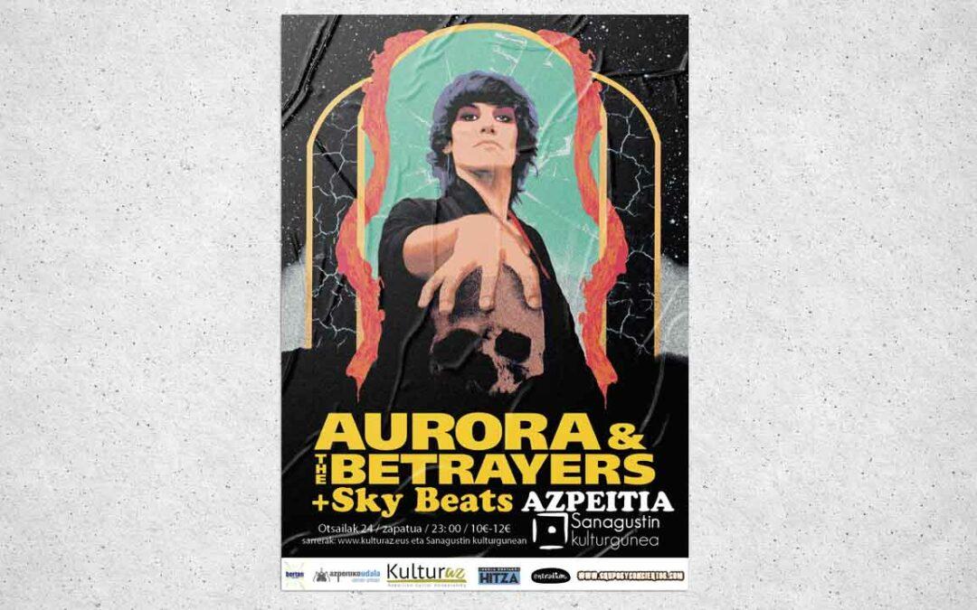Aurora & The Betrayers | Sky Beats