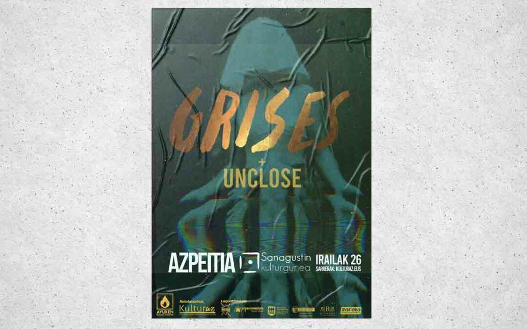 Grises | Unclose