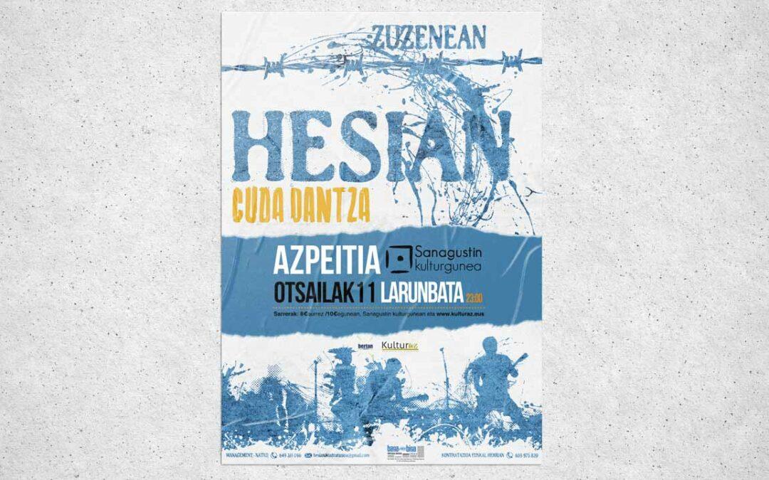 Hesian | Guda Dantza