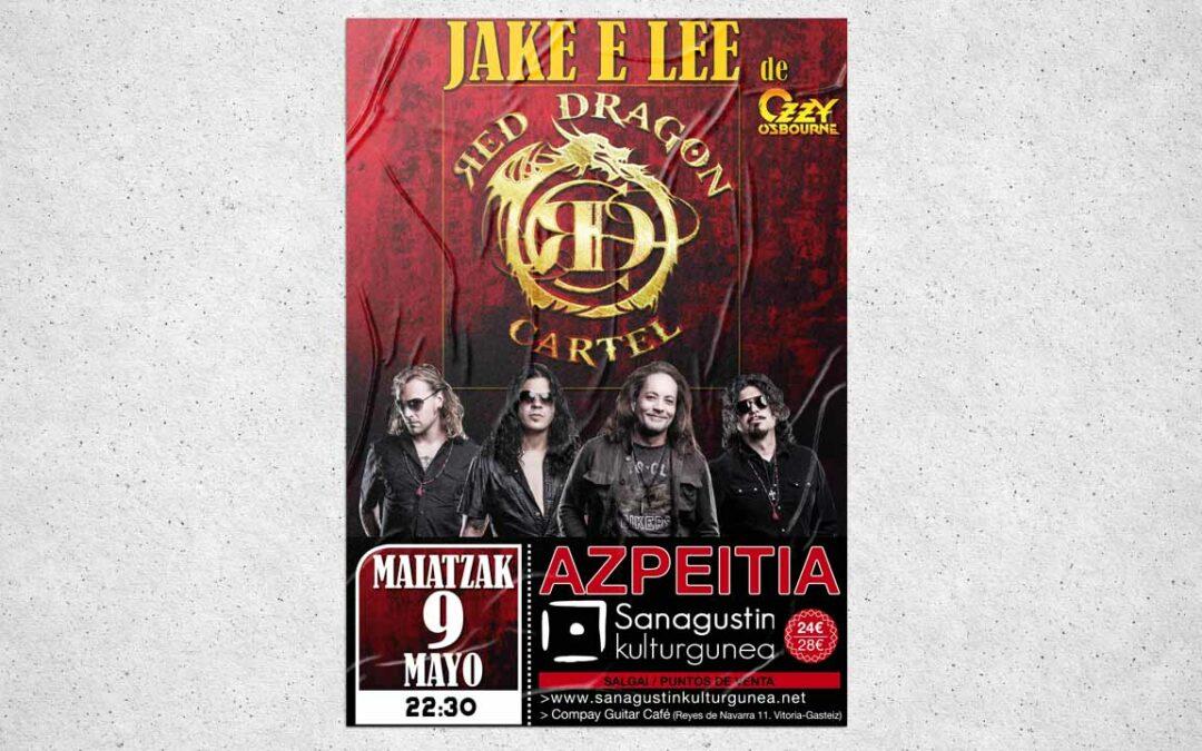 Jake E Lee