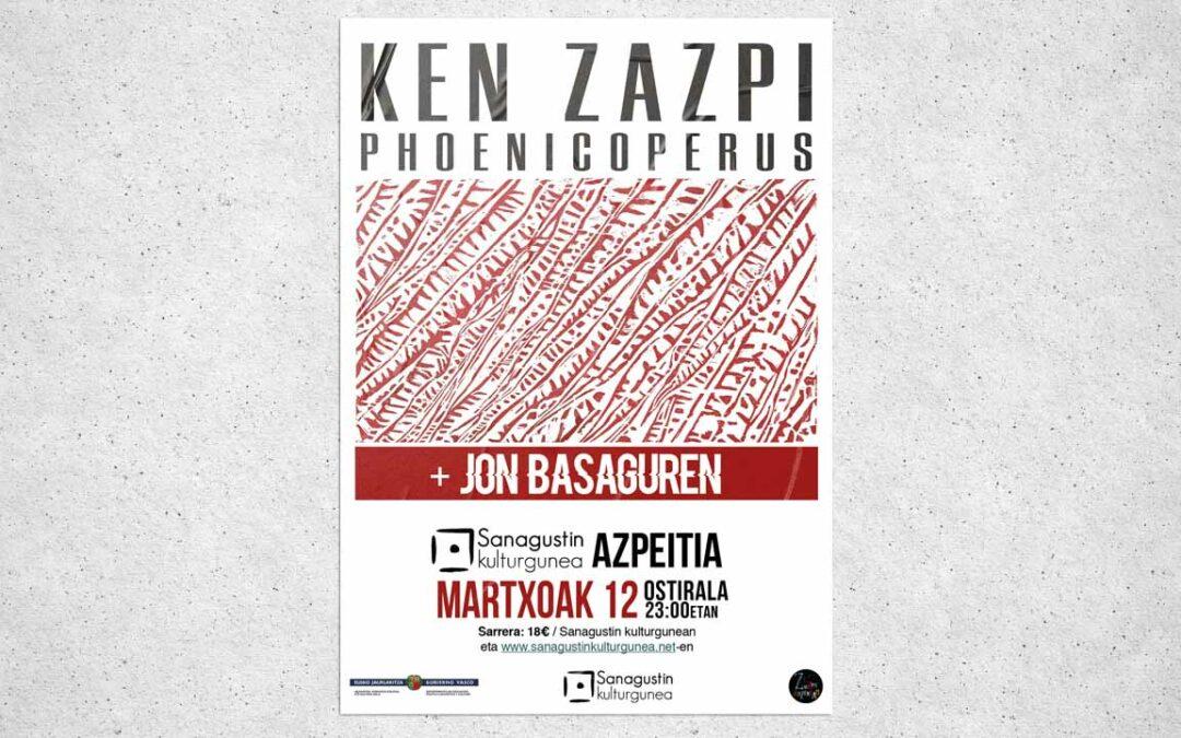 Ken Zazpi | Jon Basaguren