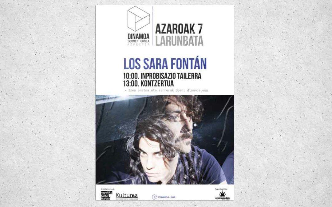 Los Sara Fontán