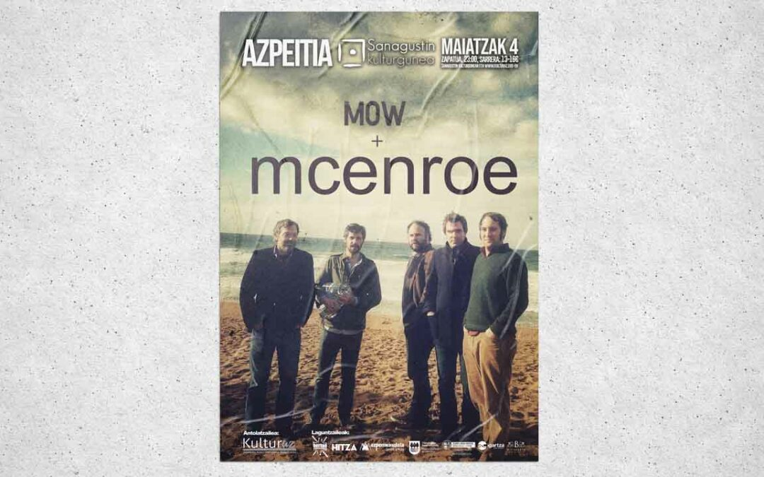 Mcenroe + MOW