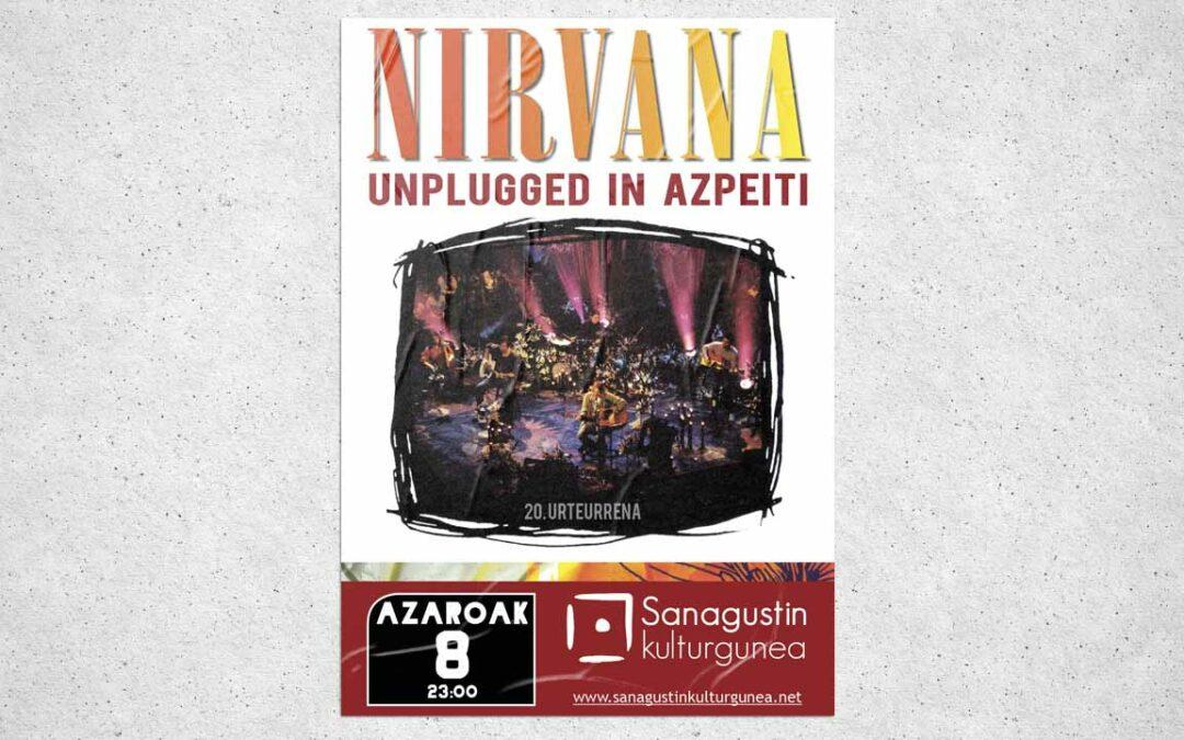 Nirvana Unplugged In Azpeiti