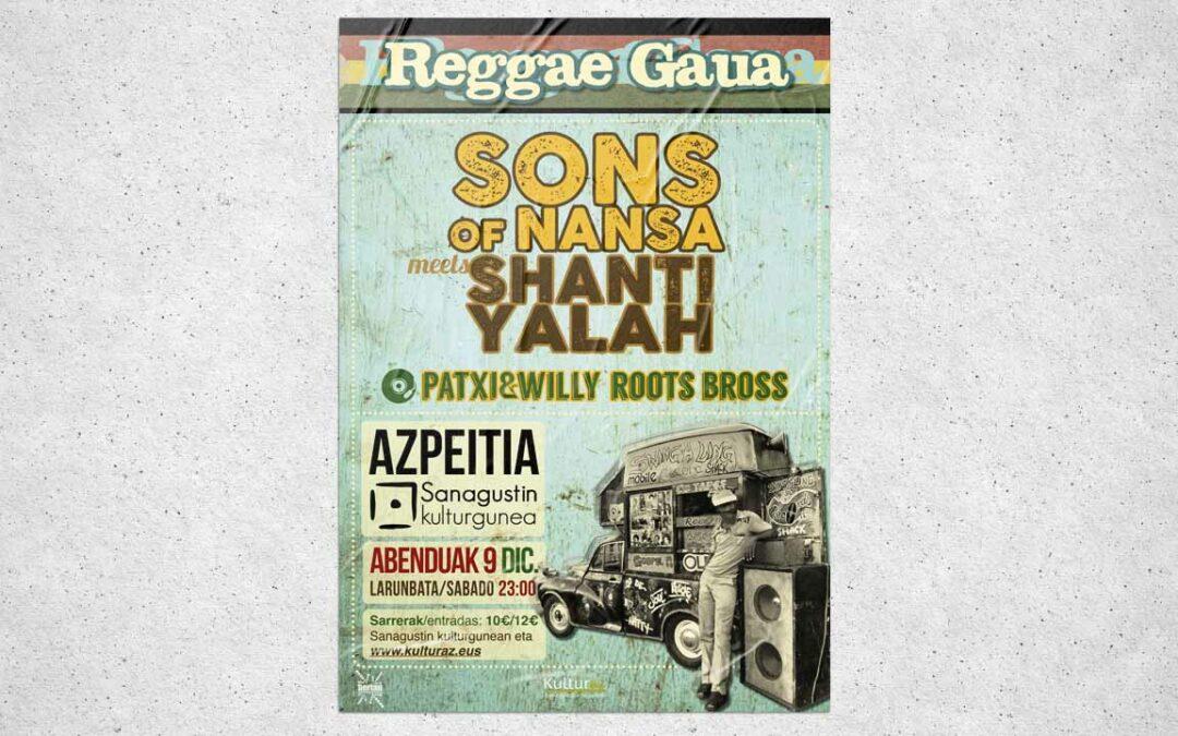 Reggae Gaua