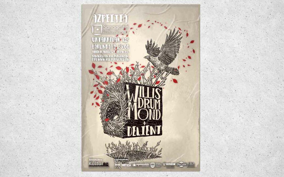 Willis Drummond | Delient